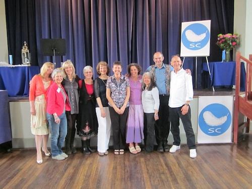Spiritual Care Conference 2013 - Spiritual Companions Educators and Executive Team